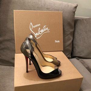 Christian Louboutin high heels 120 size 36